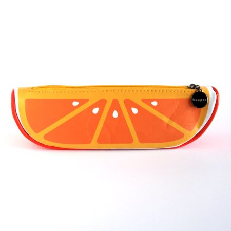 Orange Wedge Pencil Case