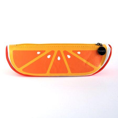 Orange Wedge Pencil Case