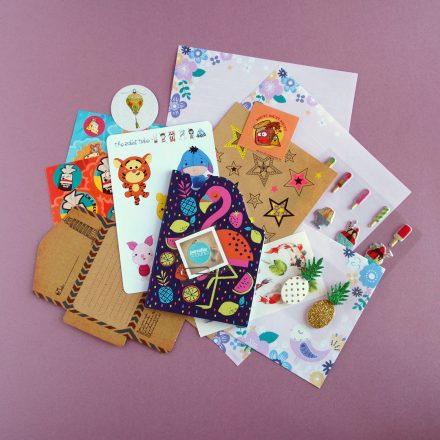 Sticker & Stationery Pack 1
