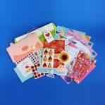 June 2017 Sticker & Stationery Subscription Box