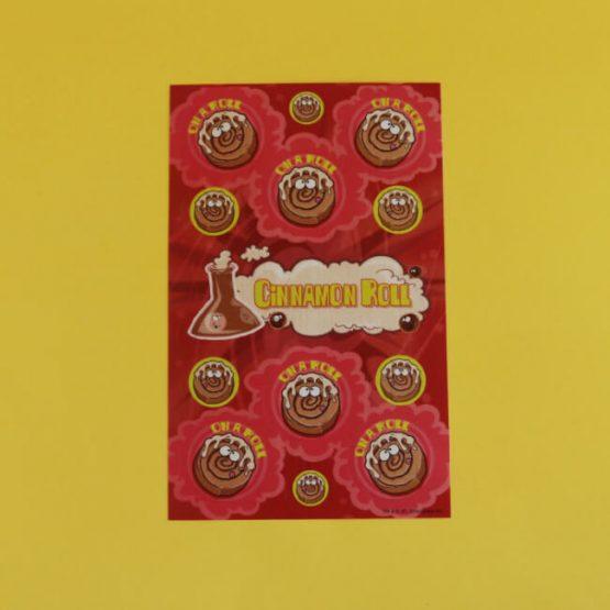 Cinnamon Scratch 'n' Sniff Stickers