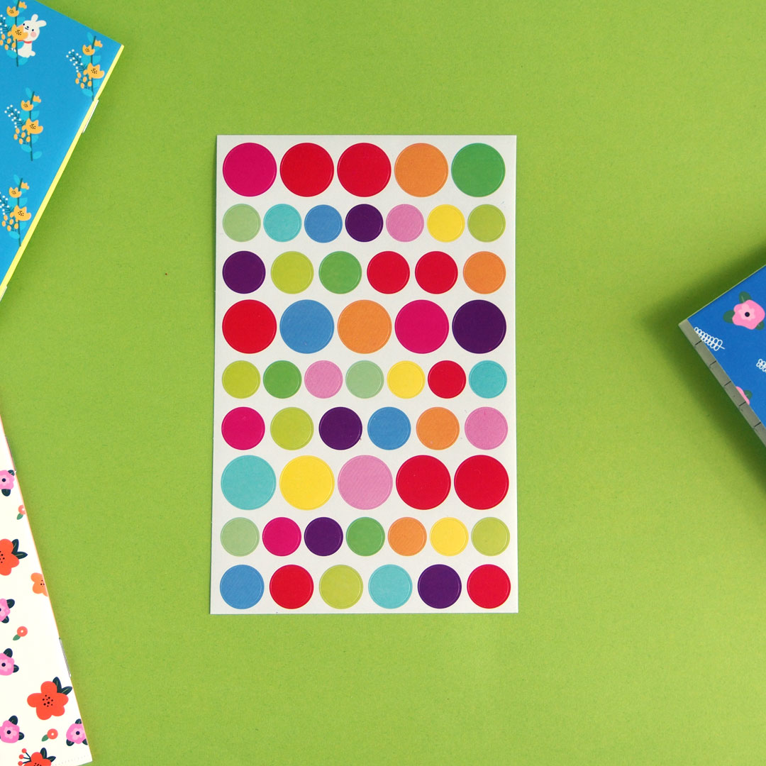 dotty-stickers