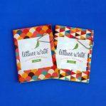 lettuce write sticker books two