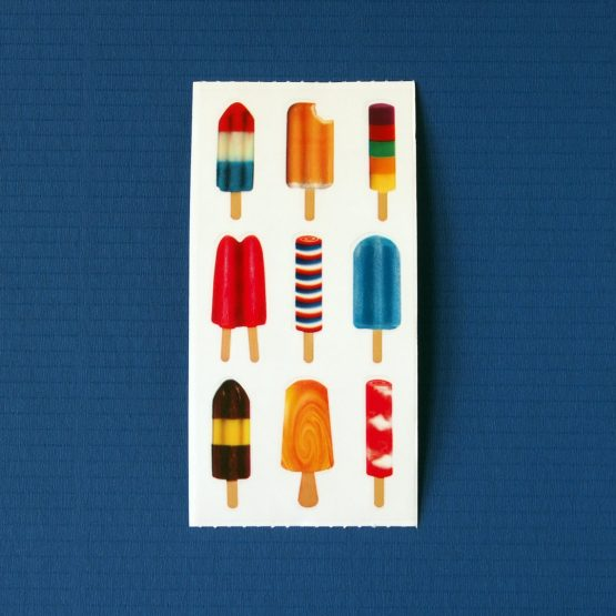 Icypole Stickers