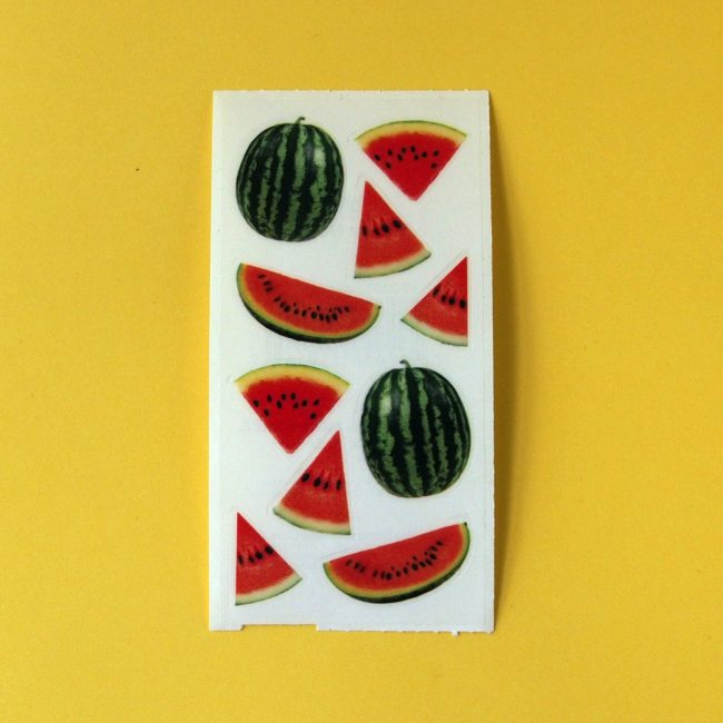 Watermelon Sticker Sheet