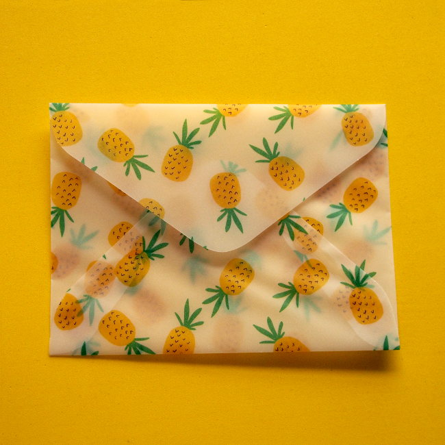pineapple-envelope