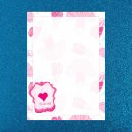 Dancing Letter Writing Paper
