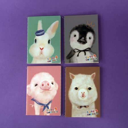 Cute Animal Notebook Pack