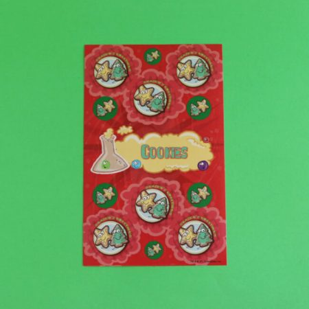 Sugar Cookies Scratch 'n' Sniff Stickers