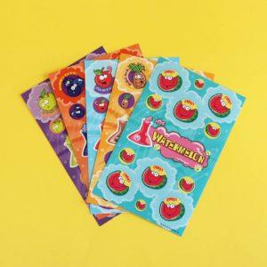 Fruit Scented Scratch & Sniff Bundle #2