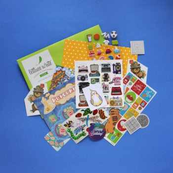 Monthly Gift Sticker Subscriptions