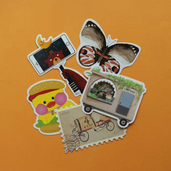 Postcard Variety Pack - Set 2