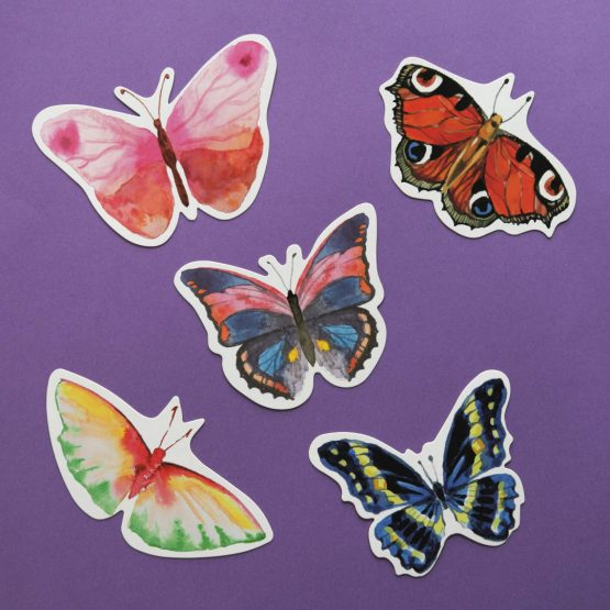 Butterfly Postcard Pack