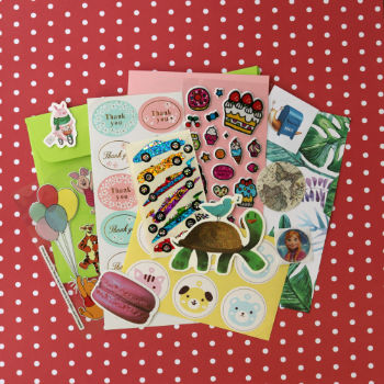 may 2019 sticker subscription box